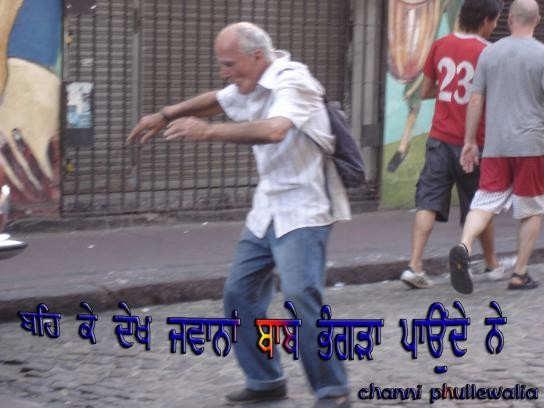 Babe bhangra paunde ne