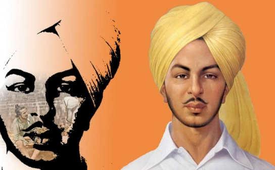 Sardar Bhagat Singh j