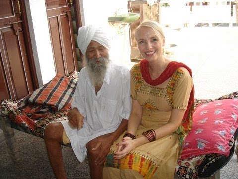 Blonde Punjaban