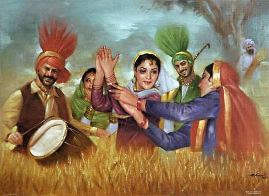 Punjabi Culture ded