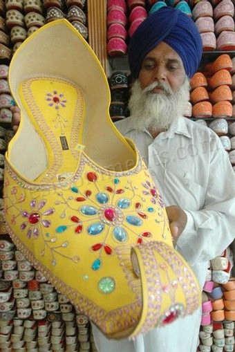 Punjabi Jutti